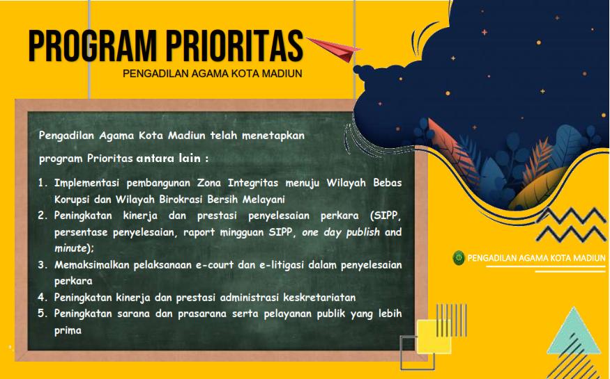 PROGRAM PRIORITAS